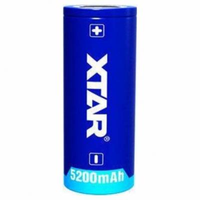 XTAR 26650 5200mAh (1τμχ)